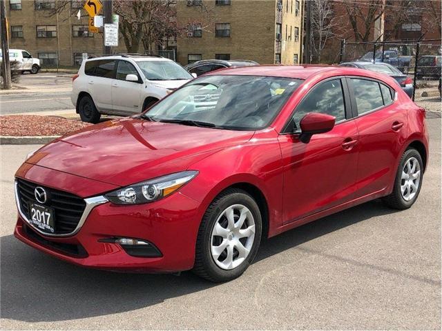 2017 Mazda Mazda3 GX (Stk: P1851) in Toronto - Image 8 of 17