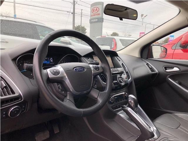 2013 Ford Focus Titanium (Stk: SF114) in North York - Image 13 of 23