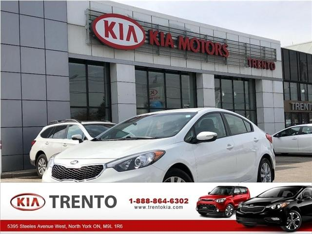 2014 Kia Forte LX (Stk: 8036A) in North York - Image 1 of 21