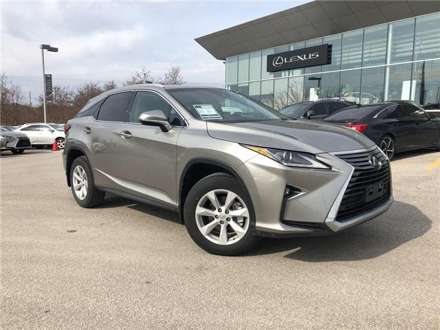 2017 Lexus RX 350 Base (Stk: 11932G) in Richmond Hill - Image 1 of 23