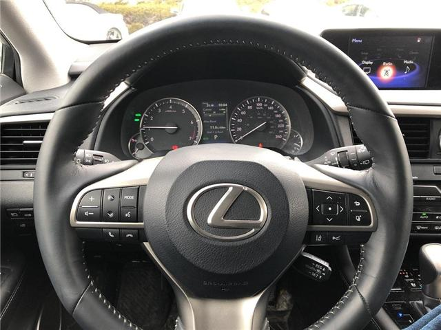 2017 Lexus RX 350 Base (Stk: 11932G) in Richmond Hill - Image 11 of 23