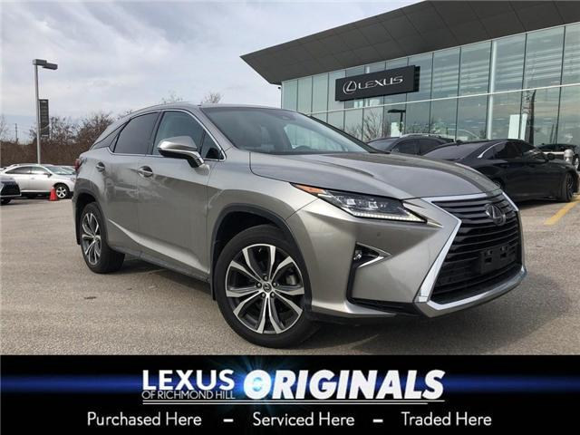 2018 Lexus RX 350 Base (Stk: OR11986G) in Richmond Hill - Image 1 of 26