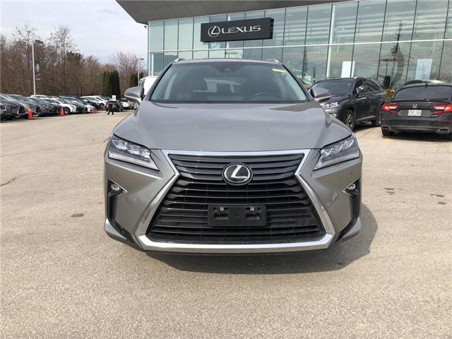 2018 Lexus RX 350 Base (Stk: OR11986G) in Richmond Hill - Image 8 of 26
