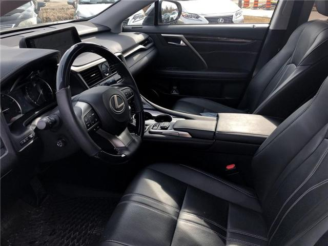 2018 Lexus RX 350 Base (Stk: OR11986G) in Richmond Hill - Image 10 of 26
