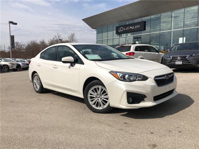 2018 Subaru Impreza Touring (Stk: 11971G) in Richmond Hill - Image 1 of 20