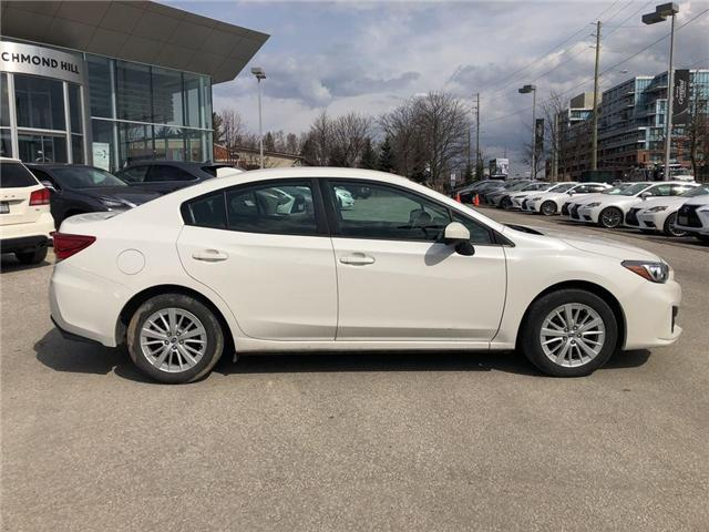 2018 Subaru Impreza Touring (Stk: 11971G) in Richmond Hill - Image 2 of 20