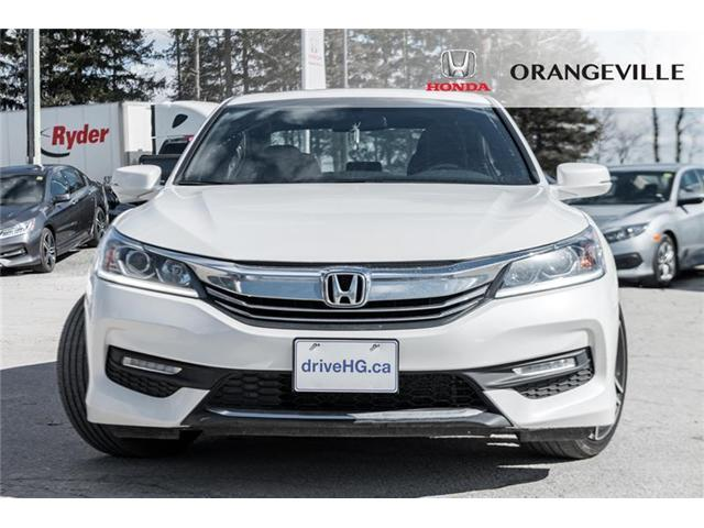 2017 Honda Accord Sport (Stk: C19002A) in Orangeville - Image 2 of 21
