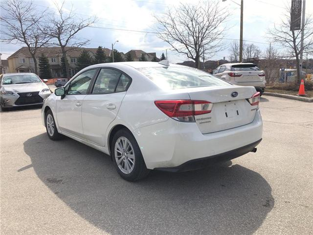 2018 Subaru Impreza Touring (Stk: 11971G) in Richmond Hill - Image 5 of 20