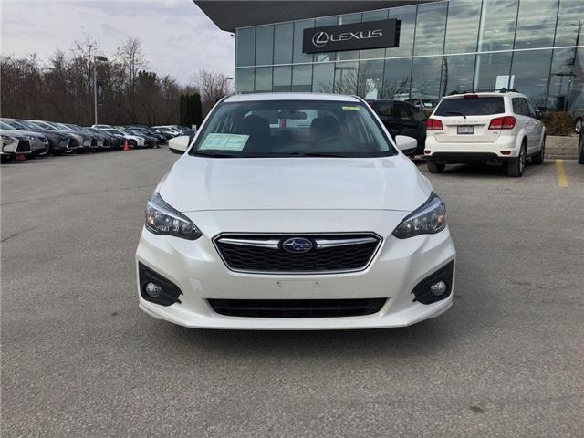 2018 Subaru Impreza Touring (Stk: 11971G) in Richmond Hill - Image 8 of 20