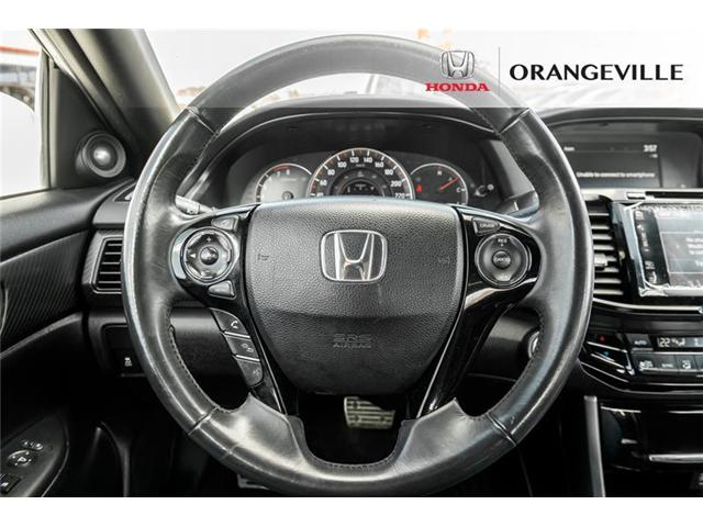 Used 2017 Honda Accord Sport for Sale in Toronto ...