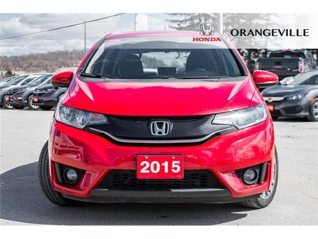 2015 Honda Fit EX (Stk: R19065CDA) in Orangeville - Image 1 of 21