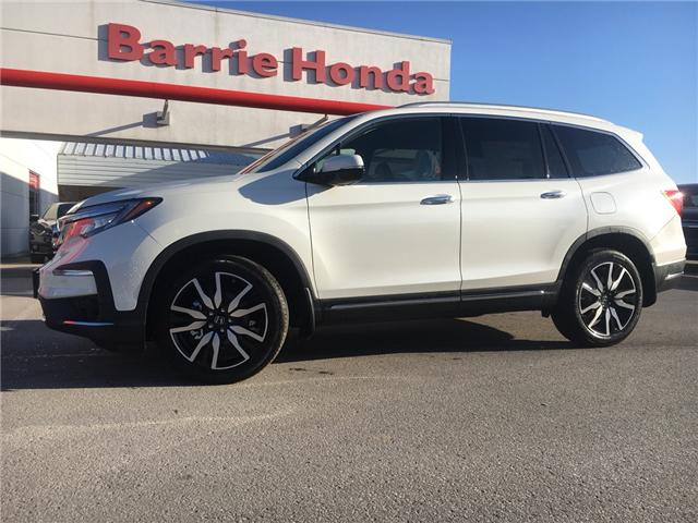 2019 Honda Pilot Touring (Stk: 19963) in Barrie - Image 1 of 6