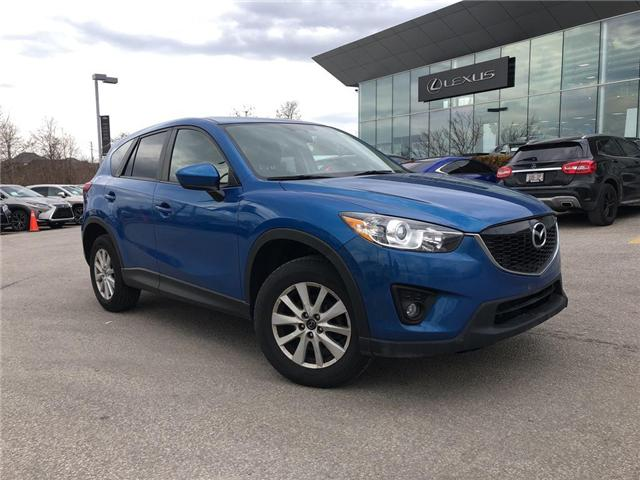 2013 Mazda CX-5 GS (Stk: 11983G) in Richmond Hill - Image 1 of 22