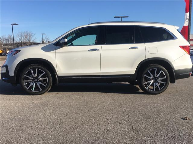 2019 Honda Pilot Touring (Stk: 19963) in Barrie - Image 3 of 6