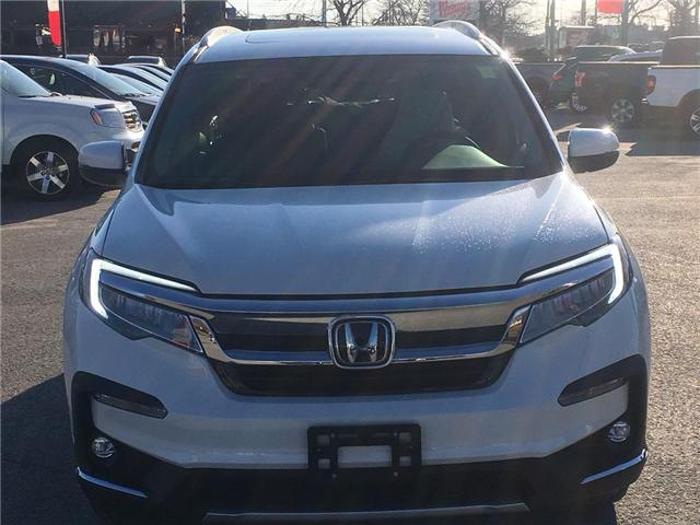 2019 Honda Pilot Touring (Stk: 19963) in Barrie - Image 2 of 6