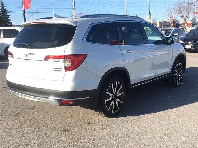 2019 Honda Pilot Touring (Stk: 19963) in Barrie - Image 6 of 6