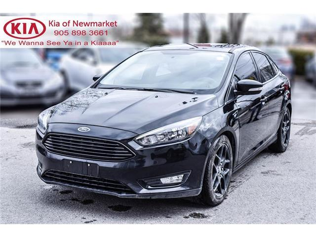 2015 Ford Focus SE (Stk: 180676A) in Newmarket - Image 1 of 17