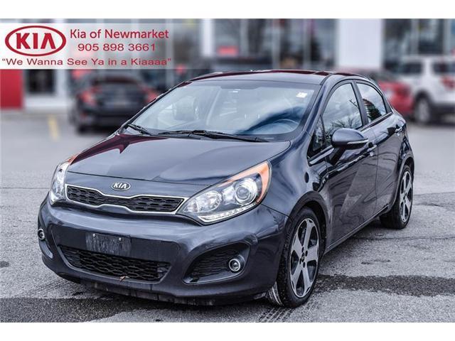 2014 Kia Rio SX (Stk: P0786A) in Newmarket - Image 1 of 21