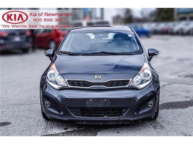 2014 Kia Rio SX (Stk: P0786A) in Newmarket - Image 2 of 21