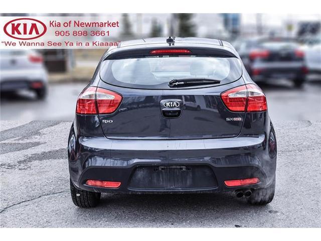 2014 Kia Rio SX (Stk: P0786A) in Newmarket - Image 6 of 21