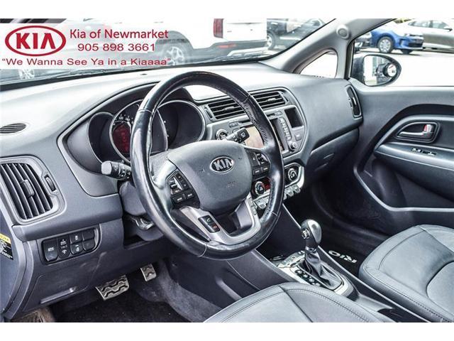 2014 Kia Rio SX (Stk: P0786A) in Newmarket - Image 8 of 21