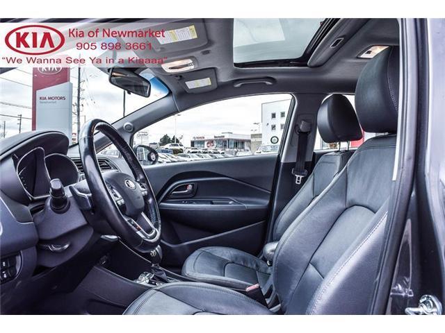 2014 Kia Rio SX (Stk: P0786A) in Newmarket - Image 9 of 21