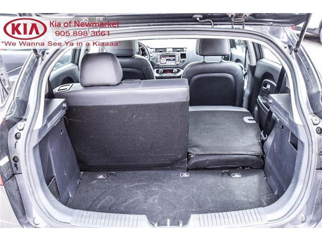 2014 Kia Rio SX (Stk: P0786A) in Newmarket - Image 12 of 21