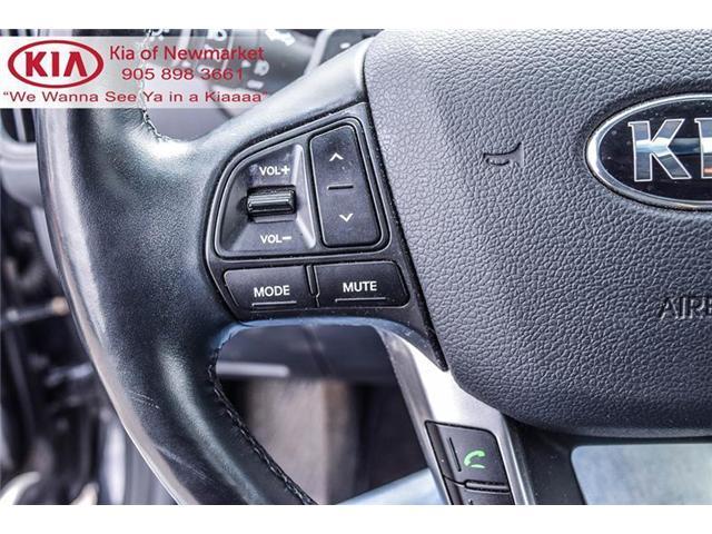 2014 Kia Rio SX (Stk: P0786A) in Newmarket - Image 18 of 21