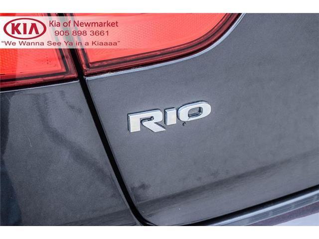 2014 Kia Rio SX (Stk: P0786A) in Newmarket - Image 21 of 21