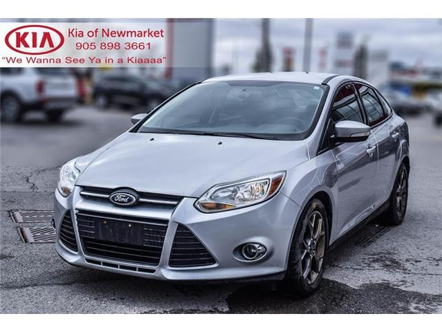 2013 Ford Focus SE (Stk: P0822A) in Newmarket - Image 1 of 16