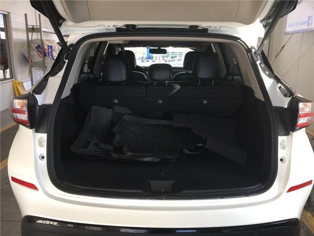 2018 Nissan Murano Midnight Edition (Stk: P0644) in Owen Sound - Image 5 of 11
