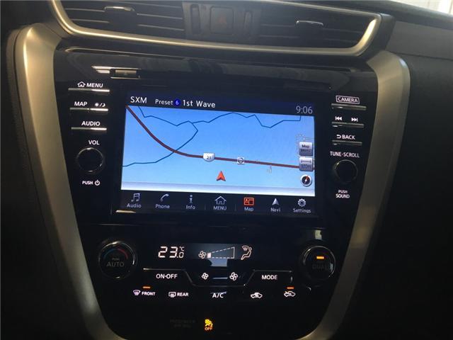 2018 Nissan Murano Midnight Edition (Stk: P0644) in Owen Sound - Image 9 of 11