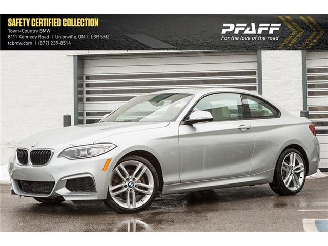 2016 BMW 228i xDrive (Stk: A11859) in Markham - Image 1 of 13