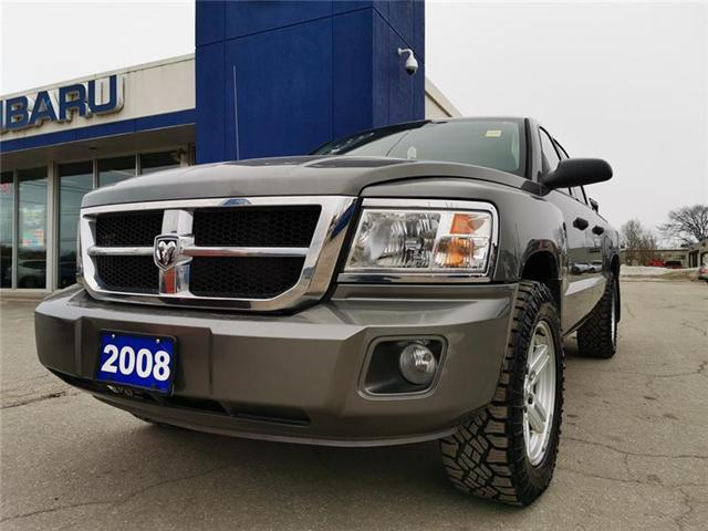 2008 Dodge Dakota SLT (Stk: DS5223A) in Orillia - Image 2 of 18