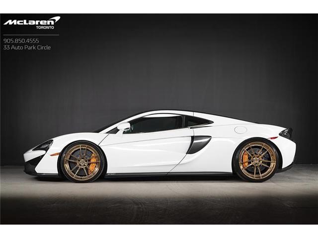 2017 McLaren 570GT Coupe (Stk: FP001) in Woodbridge - Image 1 of 20