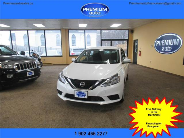 2018 Nissan Sentra 1.8 SV (Stk: 302681) in Dartmouth - Image 2 of 26