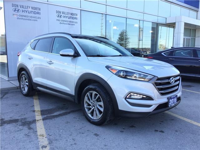 2016 Hyundai Tucson Luxury (Stk: 7646H) in Markham - Image 1 of 24