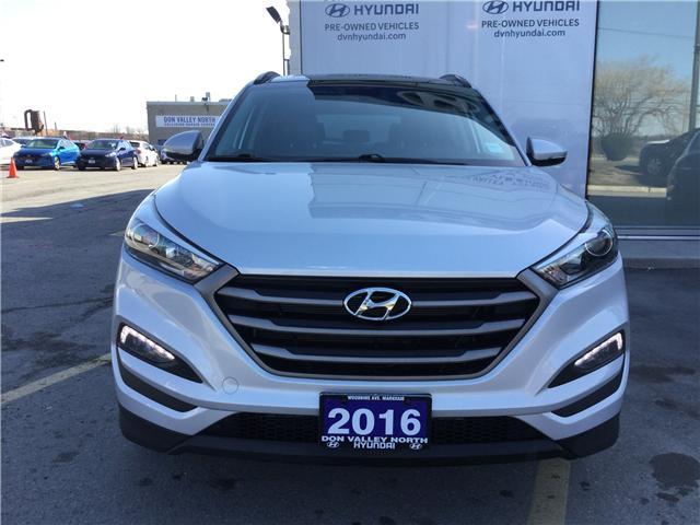 2016 Hyundai Tucson Luxury (Stk: 7646H) in Markham - Image 2 of 24