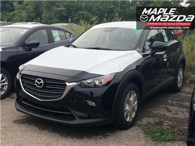2019 Mazda CX-3 GS (Stk: 19-025) in Vaughan - Image 1 of 5