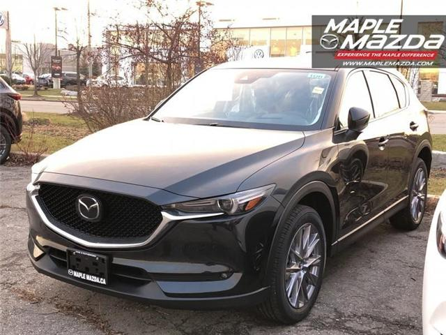 2019 Mazda CX-5 GT (Stk: 19-055) in Vaughan - Image 1 of 5