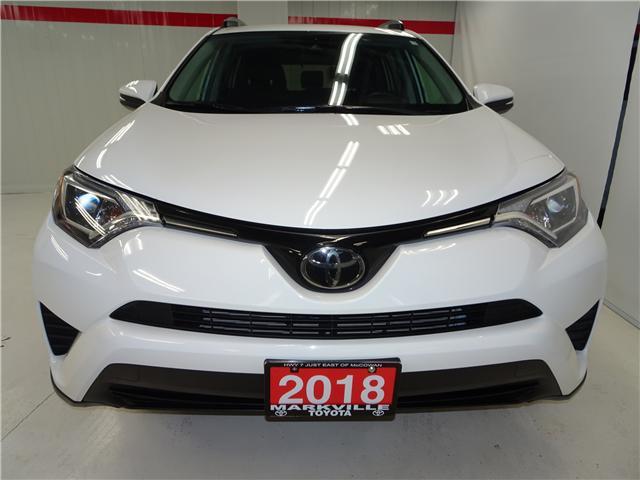 2018 Toyota RAV4 LE (Stk: 36114U) in Markham - Image 2 of 23