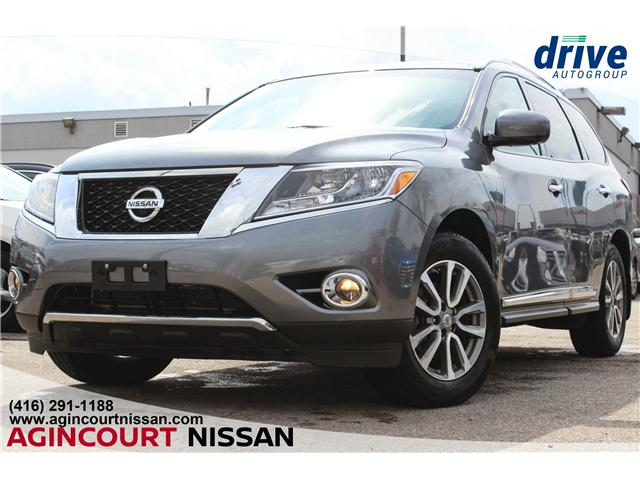 2015 Nissan Pathfinder SL (Stk: KC603502A) in Scarborough - Image 1 of 19