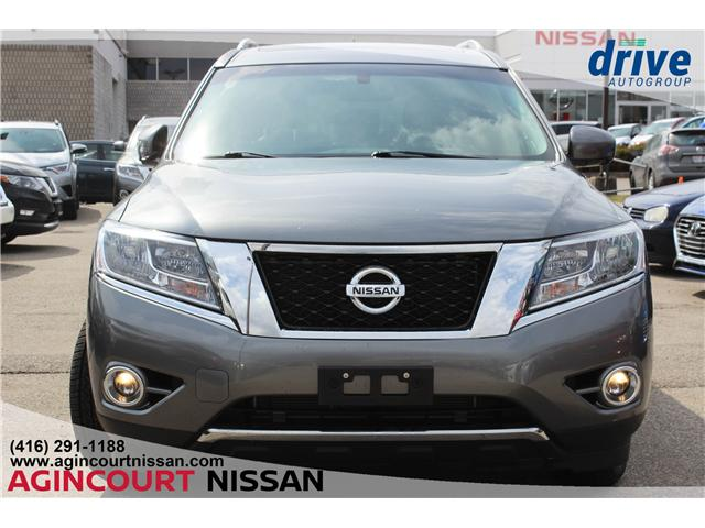 2015 Nissan Pathfinder SL (Stk: KC603502A) in Scarborough - Image 2 of 19