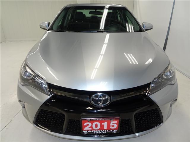 2015 Toyota Camry XSE (Stk: 36104U) in Markham - Image 2 of 25