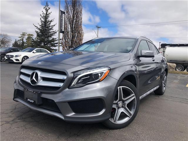 2015 Mercedes-Benz GLA-Class Base (Stk: 38735A) in Kitchener - Image 1 of 11