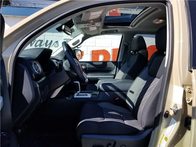 2018 Toyota Tundra SR5 Plus 5.7L V8 (Stk: 19-142) in Oshawa - Image 7 of 14