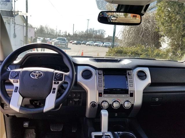 2018 Toyota Tundra SR5 Plus 5.7L V8 (Stk: 19-142) in Oshawa - Image 9 of 14
