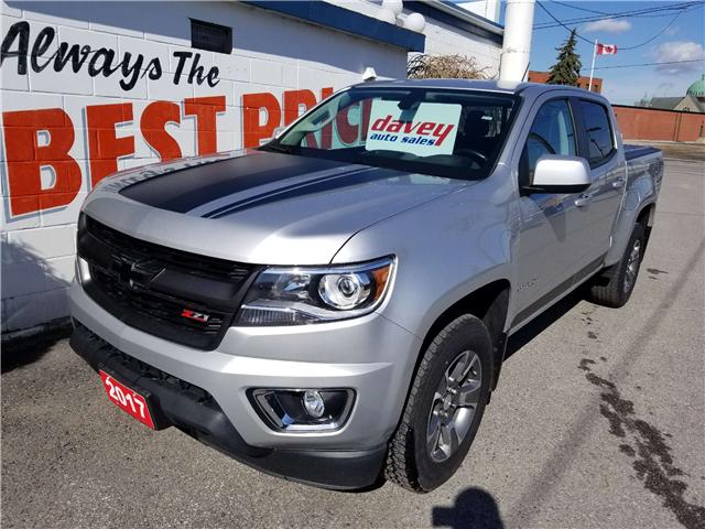 2017 Chevrolet Colorado Z71 (Stk: 19-084) in Oshawa - Image 1 of 15