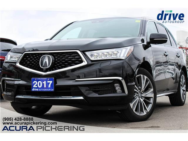2017 Acura MDX Elite Package (Stk: AP4808) in Pickering - Image 1 of 27