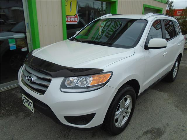 2012 Hyundai Santa Fe GL 2.4 (Stk: ) in Sudbury - Image 2 of 6
